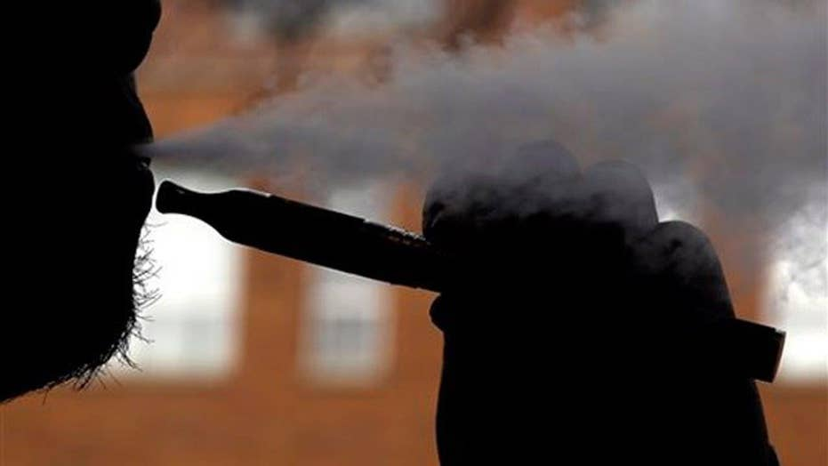 E-cigarette use banned on airplanes
