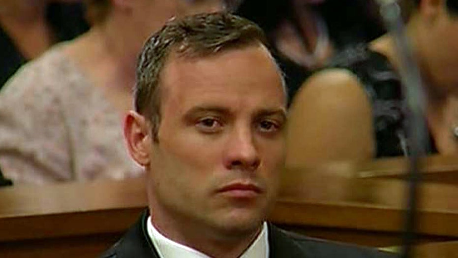 Ruling clears way for judge to sentence Pistorius to murder