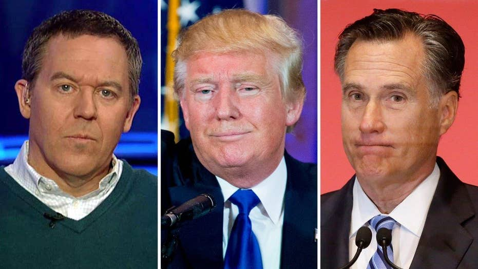 Gutfeld: What Trump should take away from Romney's tirade