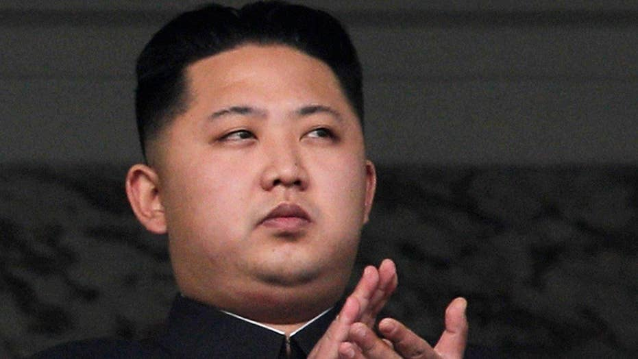 North Korea ready to use nuclear weapons 'at any time'