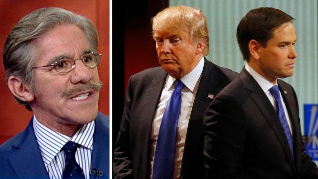 Geraldo: Establishment would rather lose than endorse Trump