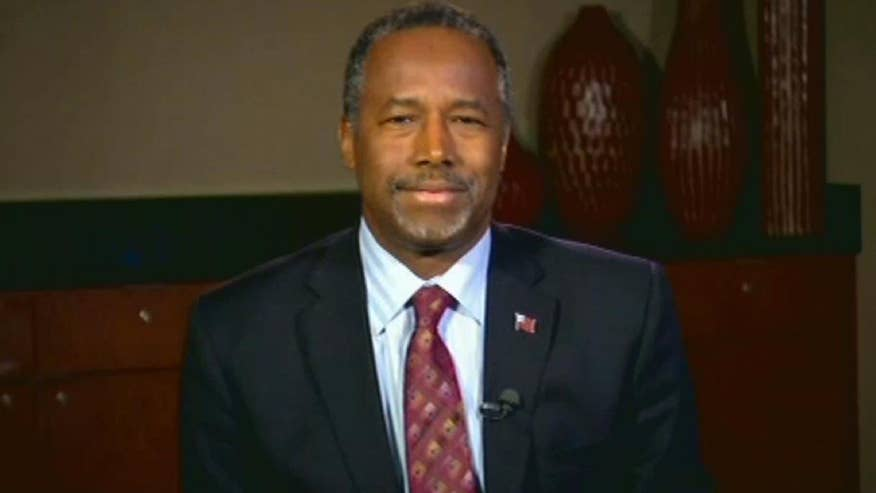 Dr. Ben Carson tells 'On the Record' about the next phase of his political career, reflects on insults at Thursday's debate on Fox