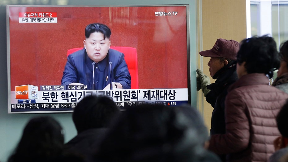 Pyongyang puts military on standby for nuclear strikes
