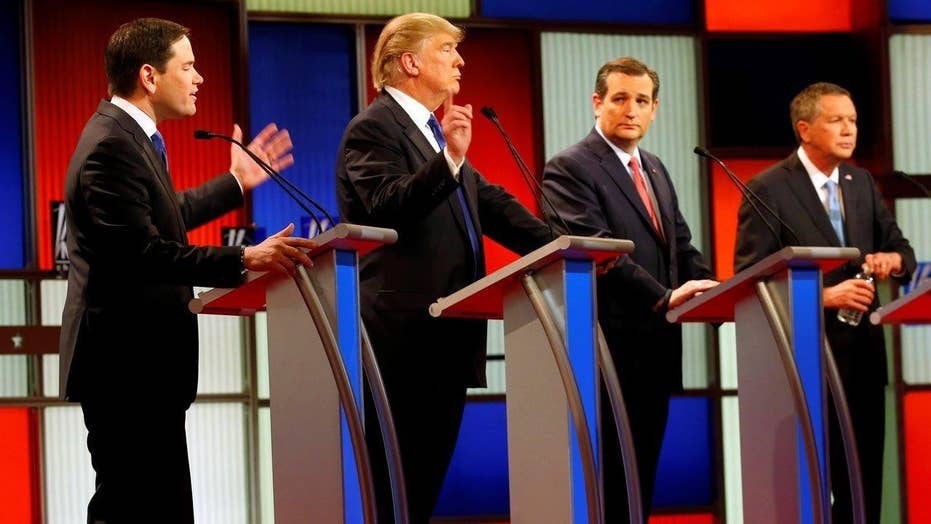 Which candidate could see a boost from GOP debate?