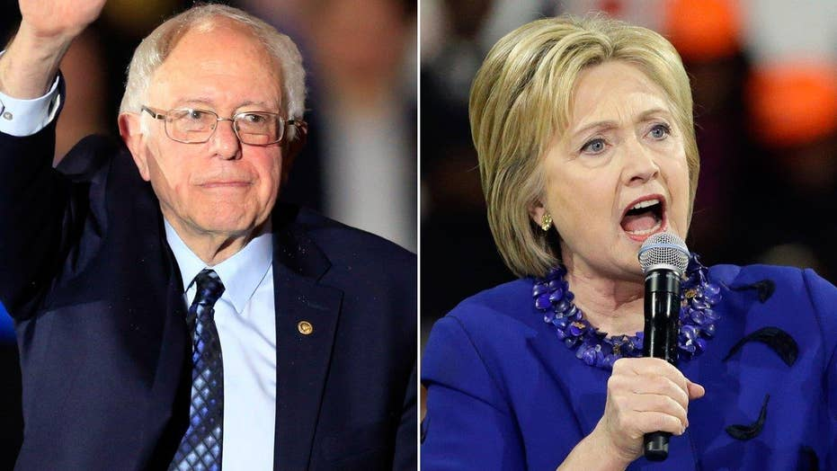 Sanders, Clinton campaign in Midwest ahead of Mich. primary