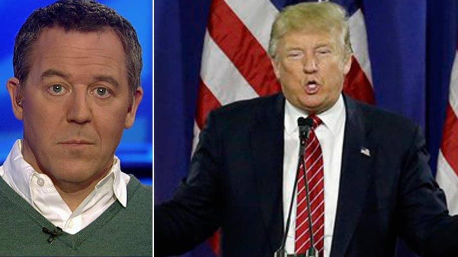 Gutfeld: Donald Trump is subject to change