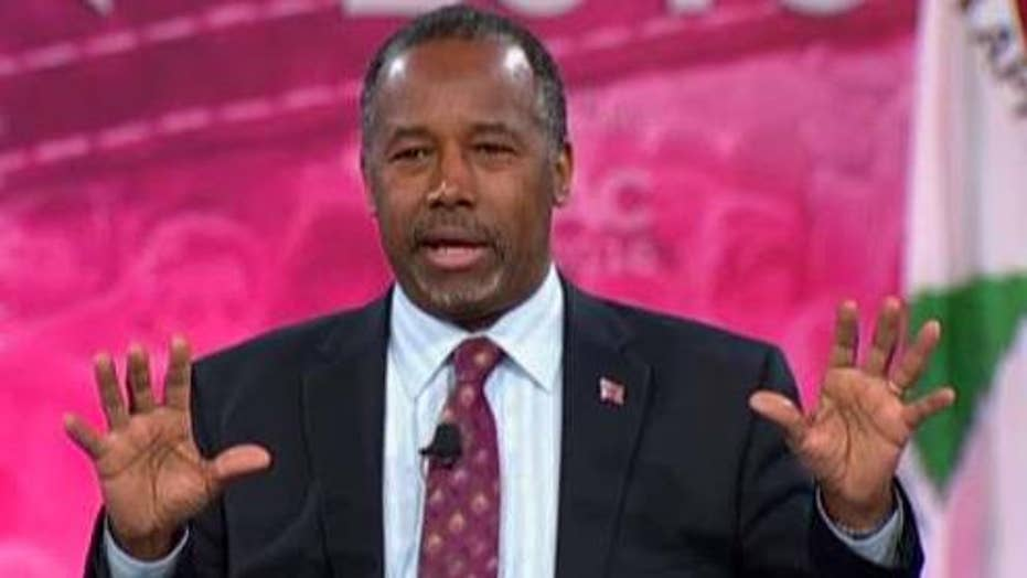 Ben Carson suspends his presidential campaign