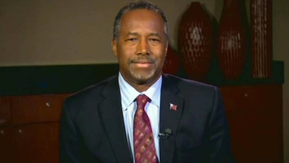Dr. Ben Carson has a new gig - My Faith Votes chair
