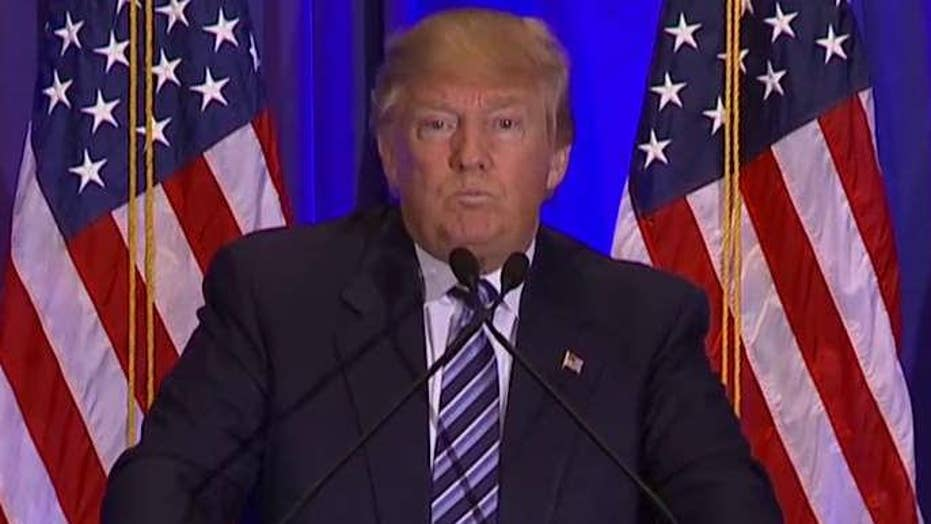 Trump: I want Ted, one-on-one