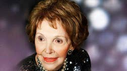 Nancy Reagan saved lives by sharing her own personal story with others.