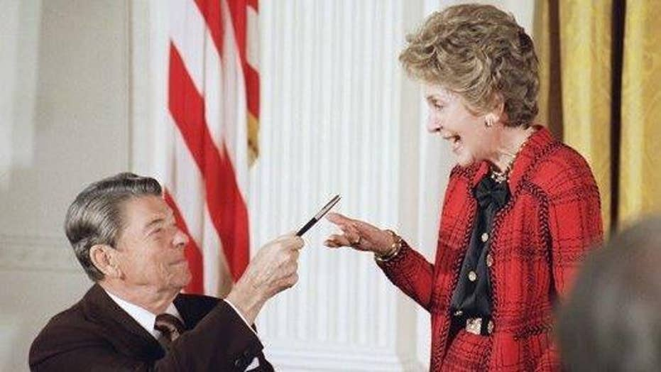 Nancy's impact on the Reagan presidency and legacy