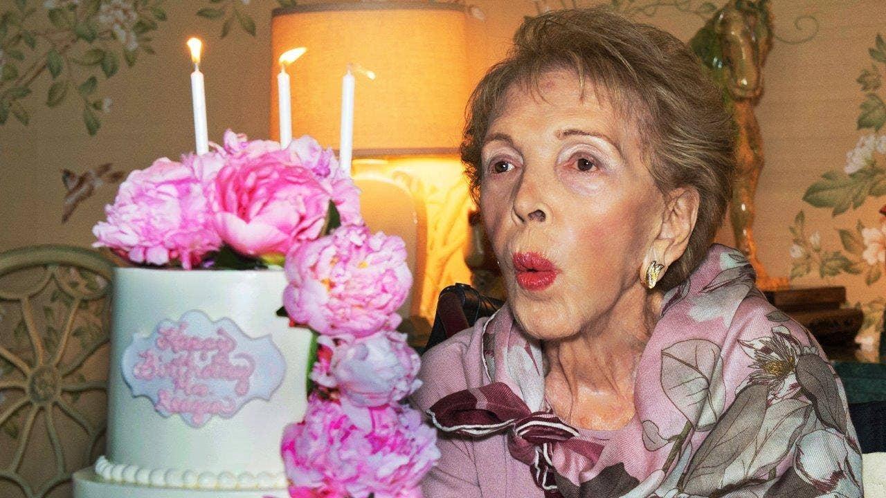 Nancy Reagan funeral plans announced