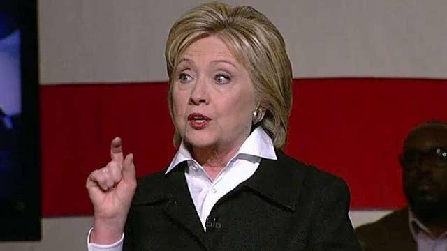 Hillary Clinton: Compromise is not a dirty word