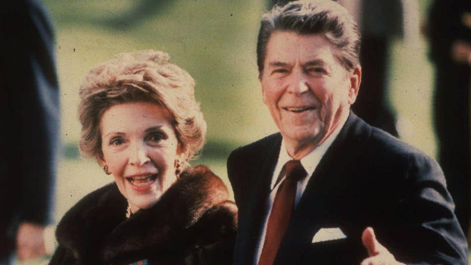 Nancy Reagan's pivotal role behind-the-scenes