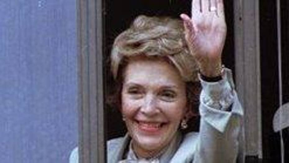 Two opportunities for public to pay respects to Nancy Reagan
