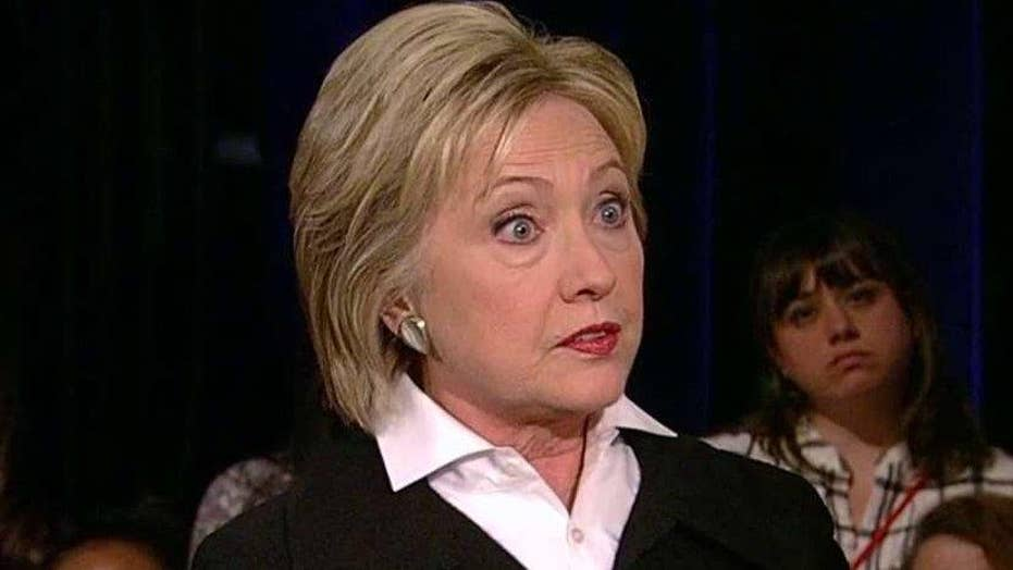 Clinton: Nothing I sent or received was marked classified