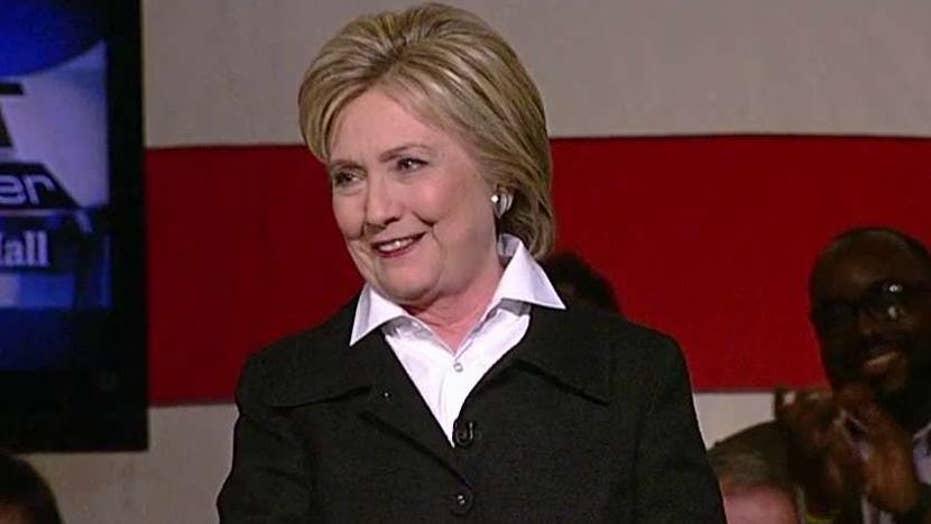 Hillary Clinton: I consider Bernie Sanders an ally