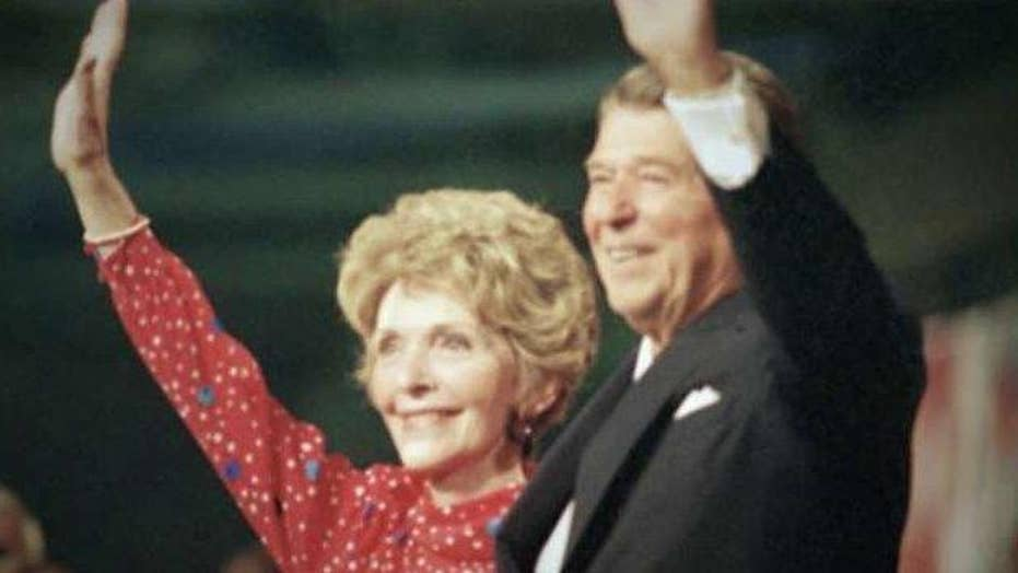 The story of Nancy Reagan's undying devotion for her husband