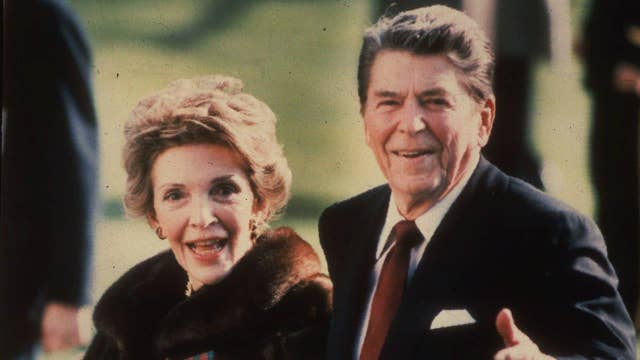 Nancy Reagan's role in winning the Cold War