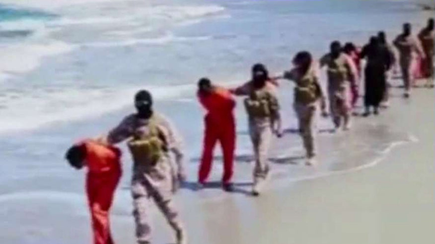 ISIS responsible for a number of attacks, murders on Christians
