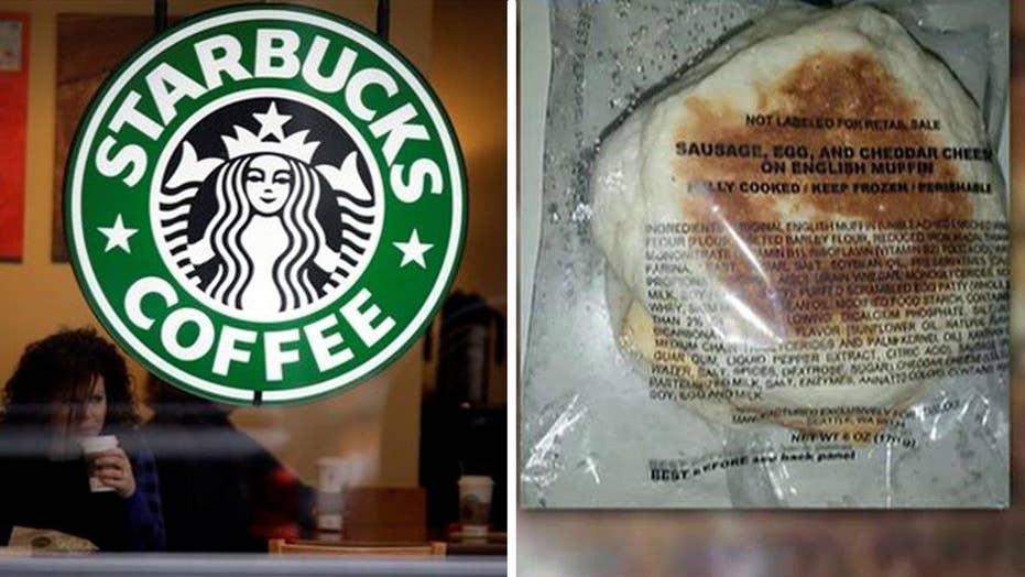 Starbucks recalls sandwiches over listeria concerns