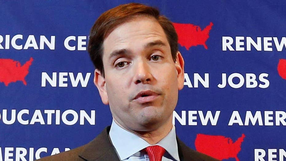 Rubio camp slams 'reckless' report on exiting race early