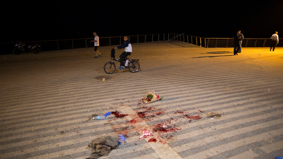 American tourist killed in stabbing attack in Jaffa, Israel
