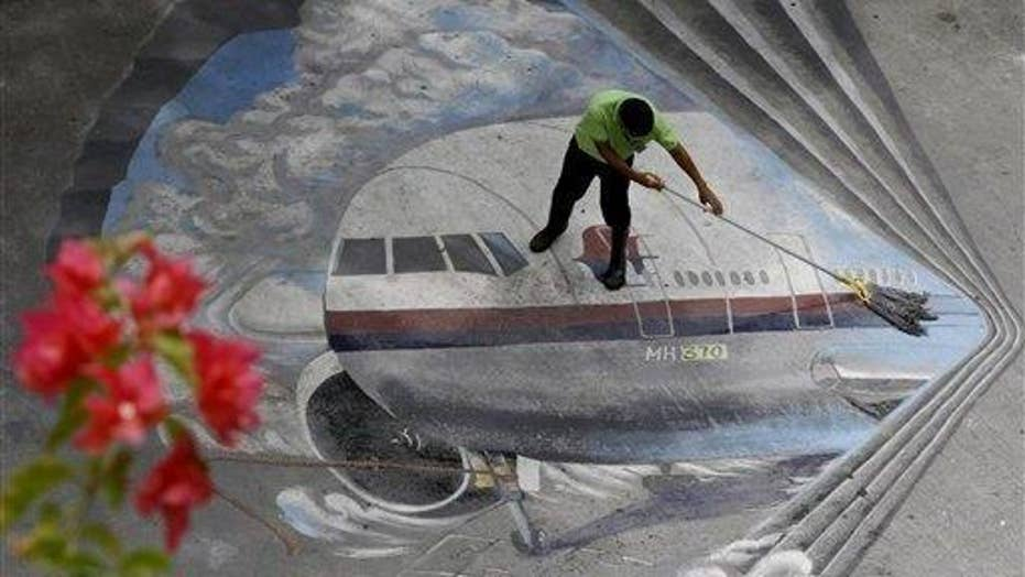 Malaysia Airlines Flight 370 mystery lives on, 2 years later