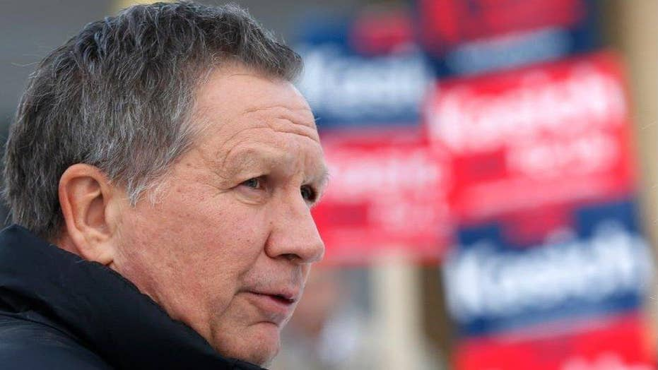Greta: Why we're doing a town hall with John Kasich