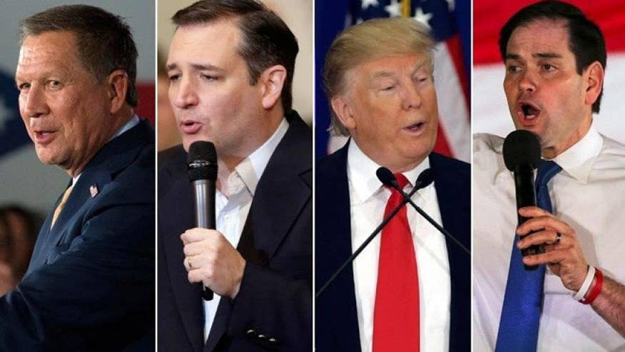 Tune in for a powerful primetime lineup with a full hour dedicated to each of the four Republican presidential contenders