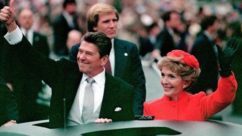 Inside the partnership between Nancy and Ronald Reagan