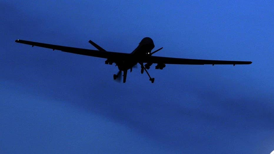 Pentagon: Surveillance drones used over US