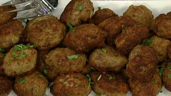 Cooking with 'Friends': Nicole's Greek Cypriot meatballs