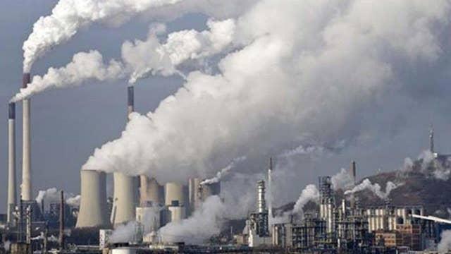 Could DOJ take legal action against climate change deniers?