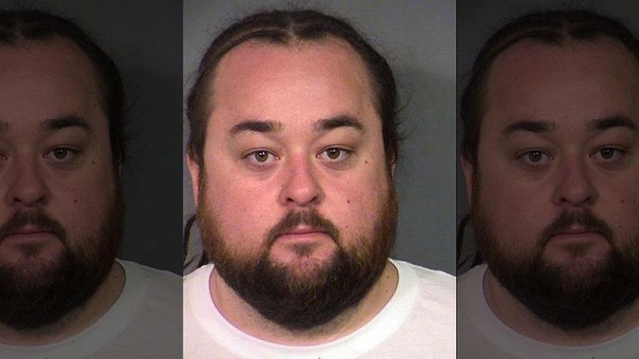 'Chumlee' of 'Pawn Stars' arrested on weapon and gun charges