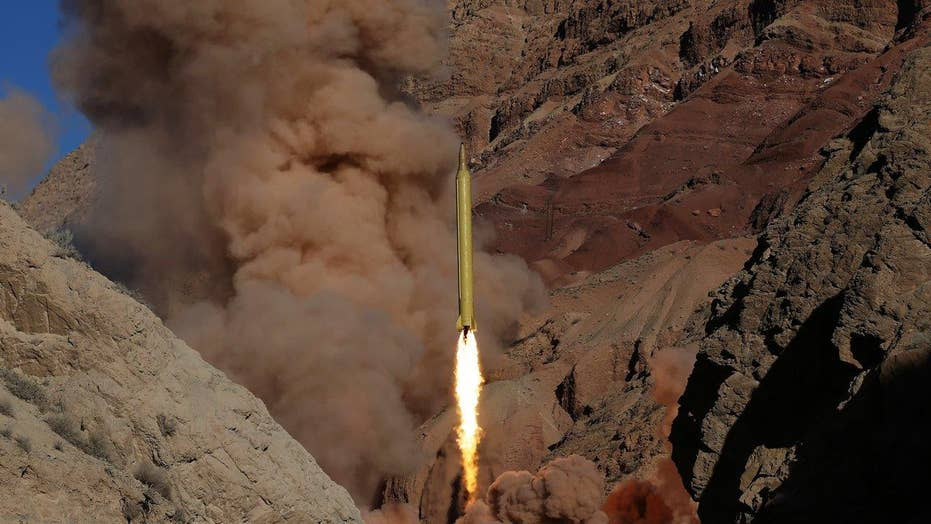 Iran's provocative missile tests draws international outcry
