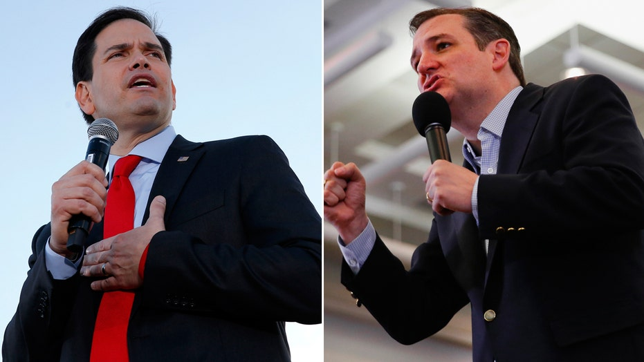 Cruz to pick up endorsement in Florida as Rubio trails polls
