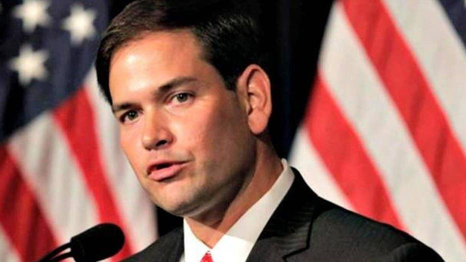 Is the debate Marco Rubio's last chance before Florida?