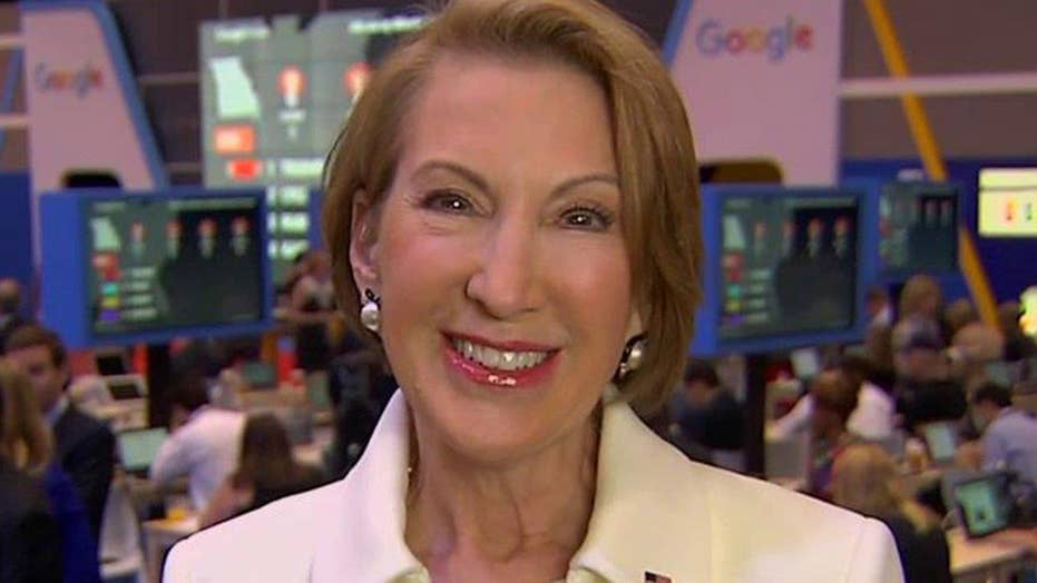 Fiorina on why she endorsed Cruz, had a change of heart on his divisiveness
