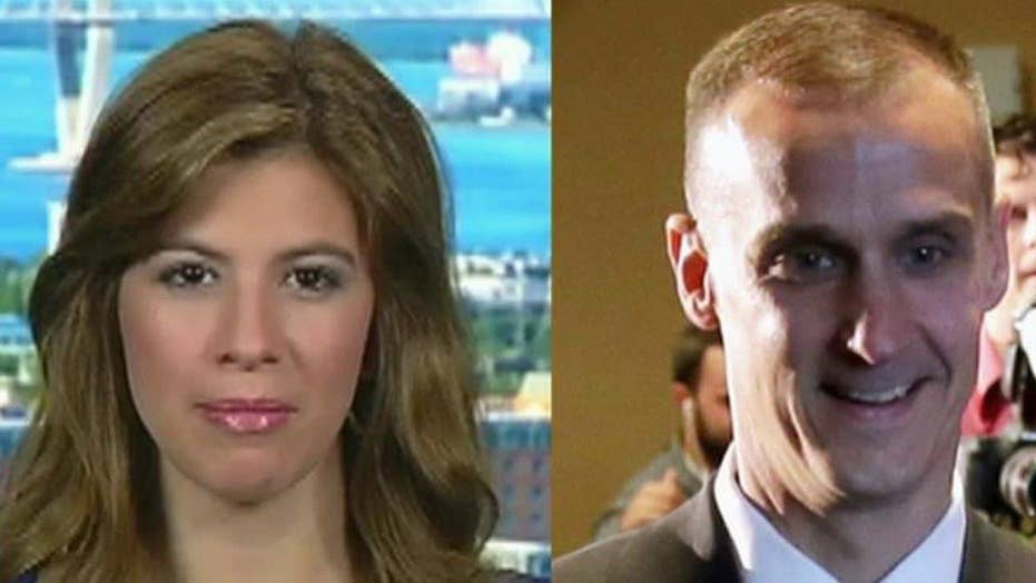 Trump campaign manager accused of assaulting reporter