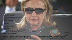 Less than a month after becoming secretary of state, and registering the personal email domain that she would use exclusively for government business, Hillary Clinton's team aggressively pursued changes to existing State Department security protocols so she could use her BlackBerry in secure facilities for classified information, according to new documents released under the Freedom of Information Act.
