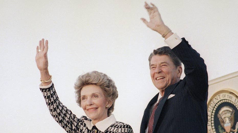 Over 1,000 expected to attend Nancy Reagan's funeral