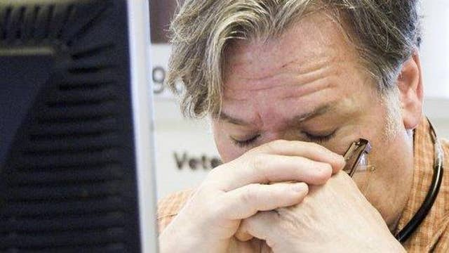 Report: Suicide hotline dropped 1.4 million calls from vets