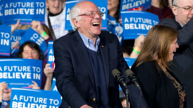 691 delegates at stake in Tuesday's Democratic primaries