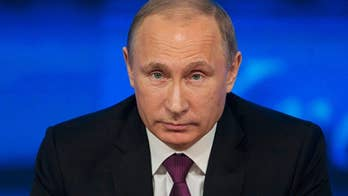 Russian president said military campaign helped create conditions for peace talks