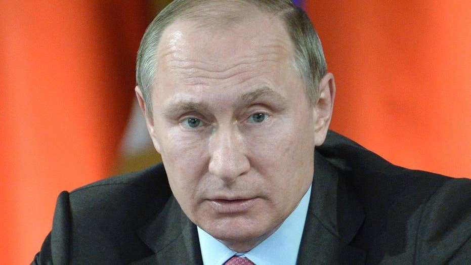 Putin orders Russian troops to begin pulling out of Syria