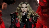 Madonna says Trump has done us a great service because 'we have gone as low as we can go'