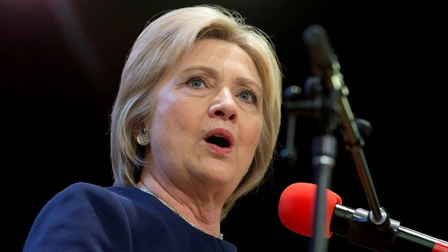 Democratic presidential candidate appears to forget Benghazi