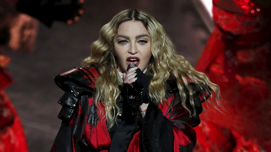 Madonna denies being drunk at show