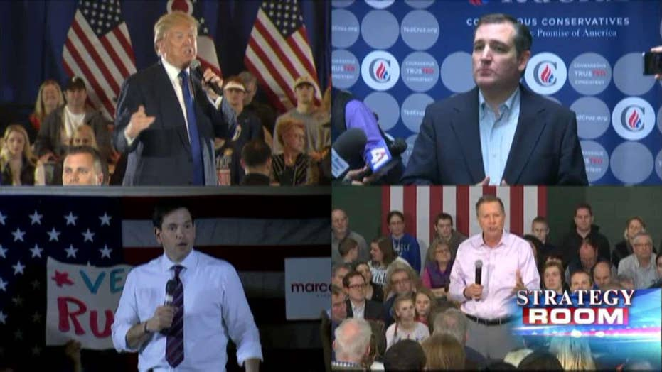 Super Tuesday II: What to look for in the GOP race